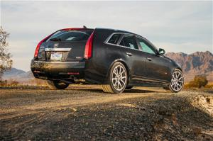 The Last Waltz: 2014 Cadillac CTS-V On the Road