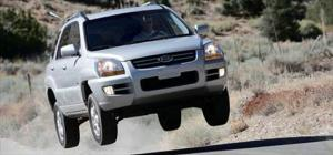 2006 Kia Sportage - 2006 SUV of the Year Contenders - Motor Trend