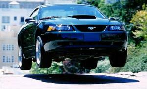 2002 Ford Bullitt Mustang - First Drive & Road Test Review - Motor Trend