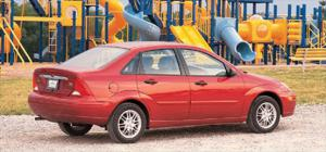 2000 Ford Focus ZTS - Motor Trend