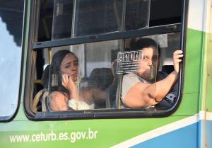 Em coletiva na tarde de quinta-feira (6), o governador do Espírito Santo, Renato Casagrande, afirmou que é difícil lidar com o Sistema Transcol, apesar de hoje apresentar 40% a menos de usuários