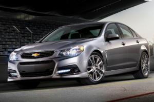 2014 Chevrolet SS Priced at $44,470 Before Gas Guzzler Tax