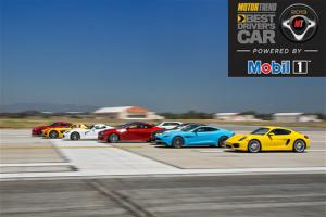 World's Greatest Drag Race 3! - Motor Trend
