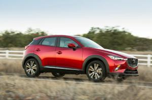 2016 Mazda CX-3 First Drive - Motor Trend