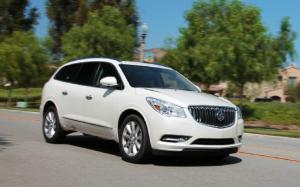 2013 Buick Enclave First Test - Motor Trend