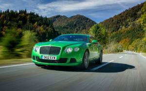 2013 Bentley Continental GT Speed First Drive - Motor Trend