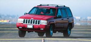 Performance Products Jeep Grand Cherokee - Motor Trend Magazine
