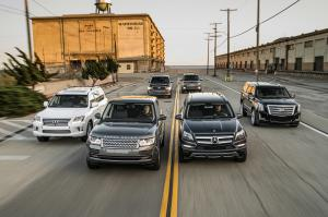 Safety and Value - Large Luxury SUV - Motor Trend