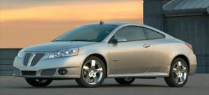2009 Pontiac G6 - First Look - Official Press Release - Motor Trend