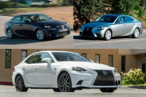 2014 Lexus IS Specs - Motor Trend
