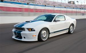 2011 Ford Shelby GT350 - First Look, Photos and Video - Motor Trend