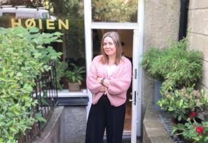 Linda Hansen blir med tidligere kollegaer i nytt designbyrå