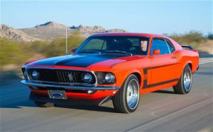 1969 Ford Mustang Boss 302 Wallpaper Gallery - Motor Trend Classic