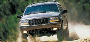 1999 Jeep Grand Cherokee Limited Vs. Mercedes-Benz ML430 - Data Cont - Motor Trend Magazine
