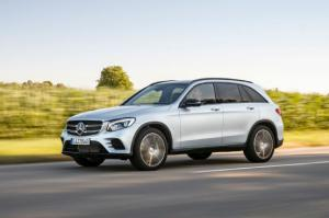2016 Mercedes-Benz GLC-Class Review - First Drive - Motor Trend