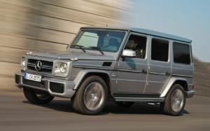 2013 Mercedes-Benz G63 AMG First Drive - Motor Trend