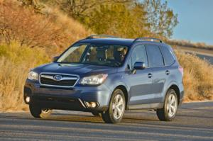 2014 Subaru Forester 2.5i Premium Manual First Test - Motor Trend