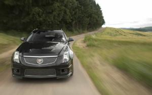 2011 Cadillac CTS-V Wagon: Return To Sender - Motor Trend