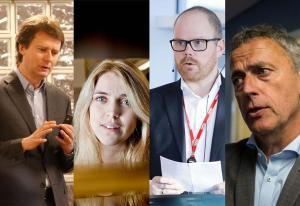 Advarer Medie-Norge mot tsunami: - Kommer til å ligge aviser igjen på slagmarken   Kampanje