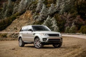 2015 Land Rover Range Rover Sport Supercharged Review - Arrival