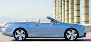 2007 Bentley Continental GTC Interior & Exterior - First Drive & Review - Motor Trend