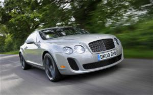 2010 Bentley Continental Supersports Engineering Drive - Motor Trend