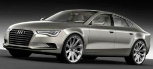 Audi Sportback Concept - First Look - Motor Trend
