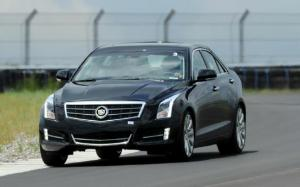 2013 Cadillac ATS Claims Lowest Curb Weight In Class