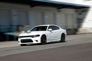 2015 Dodge Charger R/T Scat Pack First Test - Motor Trend