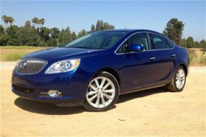 2013 Buick Verano Turbo Update 4: Not Your Grandpa's Buick - Motor Trend WOT