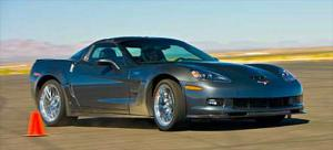 2009 Chevrolet Corvette ZR1 First Test - 200 MPH in the Chevy Corvette ZR1 - Motor Trend