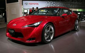 Toyota FT-86 Getting More Expensive - Motor Trend