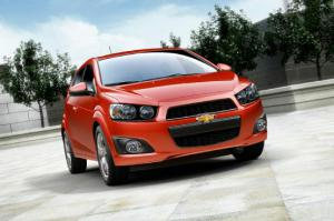 August Subcompact Sales: Chevrolet Sonic Overtakes Versa, Fiesta