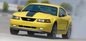 2003 Ford Mustang Mach 1 - Engine, Price & Performance - First Drive & Road Test Review - Motor Trend