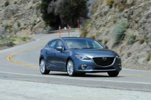 2014 Mazda3 First Drive - Motor Trend