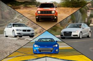 2015 Jeep Renegade Trailhawk - 2015 Cars With 200 HP or Less