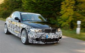 2012 BMW 1 Series M Coupe Prototype First Drive - Motor Trend