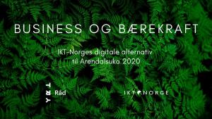 Webinar : Business og bærekraft