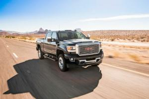2015 GMC Sierra Denali HD First Test - Motor Trend