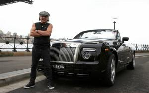 AC/DC's Brian Johnson's 'Rockers and Rollers' - Motor Trend