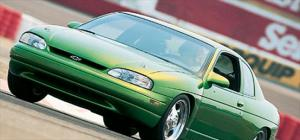 1995 Chevrolet Monte Carlo SS - Testing The 467HP - American Car - Specifications - Motor Trend Magazine