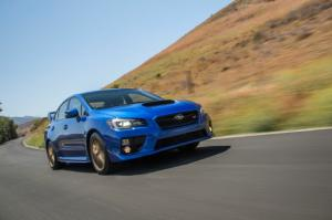 2015 Subaru WRX STI Launch Edition Long-Term Update 1 - Motor Trend