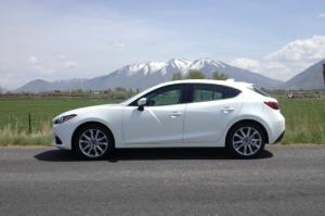 Our Cars: 1500 Miles in a Mazda3 s Grand Touring - Motor Trend WOT