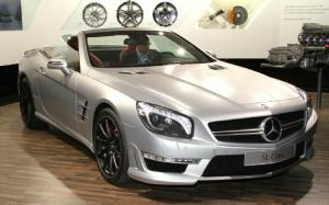 2013 Mercedes-Benz SL63 AMG First Look - Motor Trend