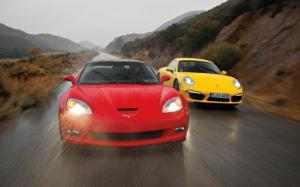 2012 Chevrolet Corvette Grand Sport Coupe vs. 2012 Porsche 911 Carrera S - Comparison - Motor Trend