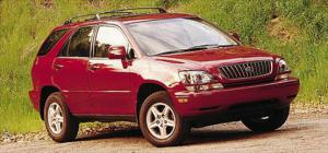 1999 Lexus RX300 - Complaints - One-Year Test Verdict - Motor Trend