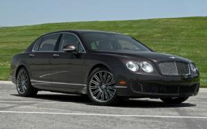 2012 Bentley Continental Flying Spur Speed First Test - Motor Trend