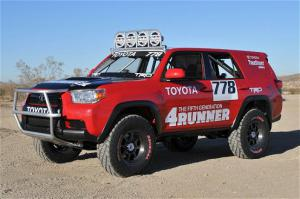 2010 Toyota 4Runner Takes on the Baja 1000 - Motor Trend