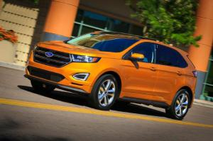 2015 Ford Edge First Drive - Motor Trend