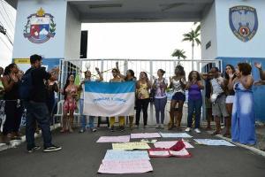 Crime aconteceu por conta da disputa por um ponto de tráfico de drogas na região conhecida como 'Copo Sujo', em Jardim Limoeiro, na Serra. A prisão do suspeito de 39 anos ocorreu na última sexta-feira (07), em Cariacica